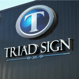 Triad Sign Office