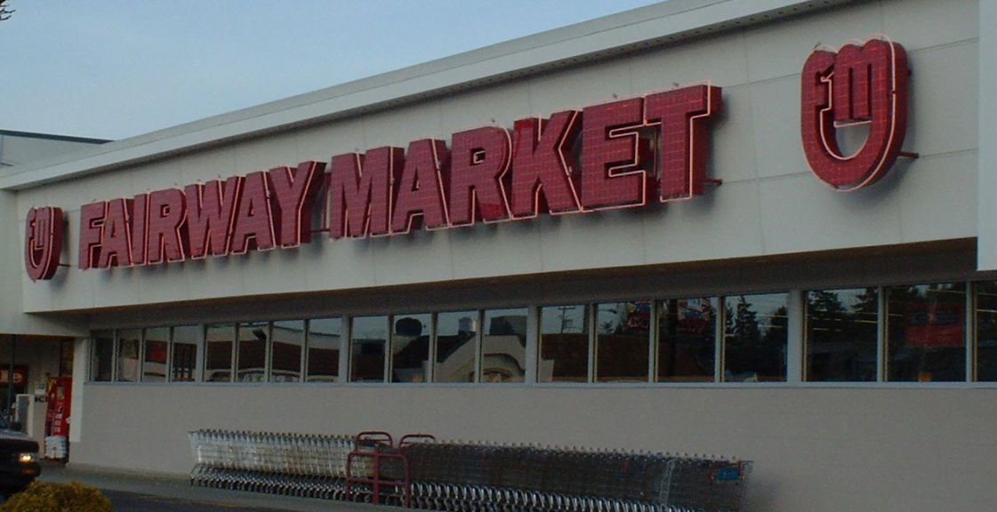 Market Sign Image
