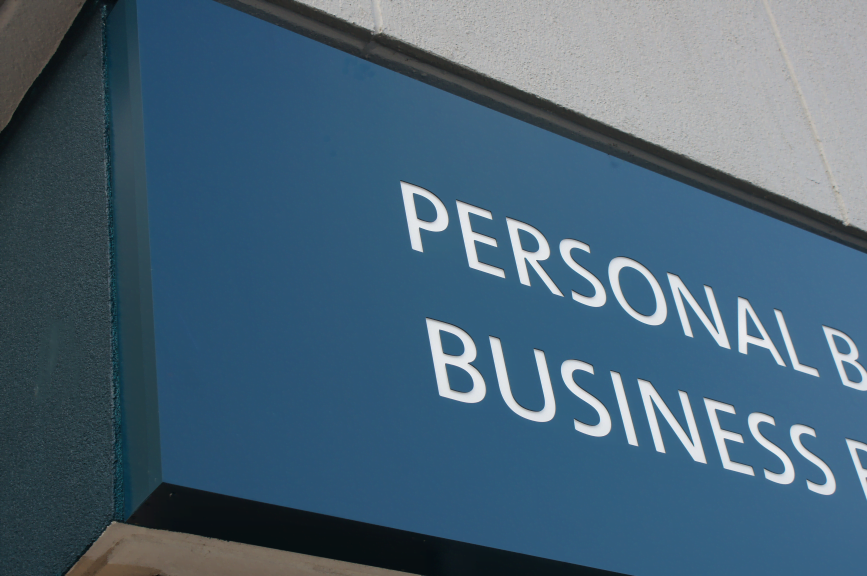Personal Business Sign Image